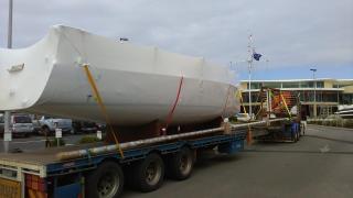 J111 arrives at SYC