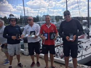 Well done to all the J/111 fleet
