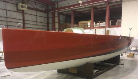 J/99 hull
