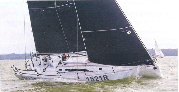J121 Yachting Award